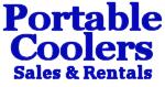 Portable Coolers Sales & Rentals